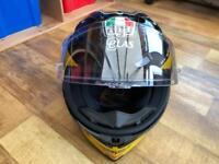 AGV Corsa Guy Martin Crash Helmet