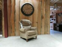 HSL Burrows Classic Armchair Grande Size **New & Unused**