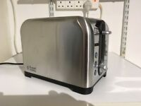 Electric Toaster Russell Hobbs brand new never used.