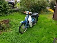 Honda c90 /125