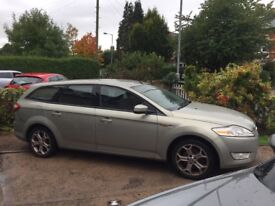 2009 Mondeo 1.8 TDCI 6 speed estate