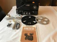 Sankyo Sound -700 vintage movie projector. Boxed