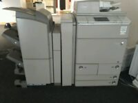 Canon image RUNNER Advance C7065i excellent condition £1000 of new toner HI END PRINTER SCANNER COPY