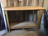 Solid work bench (FREE)