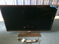 "40"" Samsung Series 6 Smart 3D LED TV (Spares or Repair)"