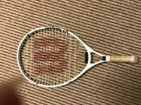 Kids Wilson Tennis racket