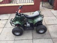 Quad bike 50cc £295ono