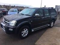 ISUZU RODEO 3.0 DIESEL DOUBLE CAB PICK UP - FINANCE AVAILABLE