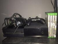 Xbox one with other games
