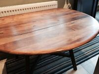 Beautiful vintage ercol wooden dining table
