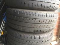 V w transporter tyres for sale