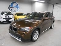 2012 BMW X1 2.8 X DRIVE! GLASS ROOF! FINANCING AVAILABLE!