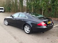 Mercedes CLS 320cdi | Fully Loaded | 2007
