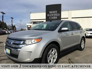 2013 Ford Edge SEL | NAVIGATION | DUAL ROOF | LEATHER