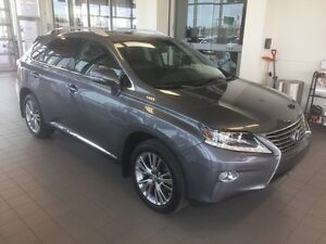 2013 RX 450h - 1 Owner Local Trade:Touring Pkg. Navigation, Blu