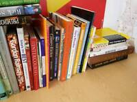 Job lot cookery books