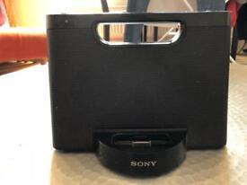 Sony audio dock station