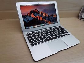 Apple MacBook Air - Core i5 - Latest Sierra - Full Office - Only 187 Battery Cycle