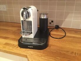 Nespresso Citiz & Milk Coffee Machine By Magimix