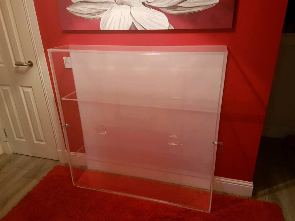 Brand new display cabinet