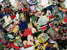 :: Disney Trading Pin 25 lot HM-RACK-LE-CAST no duplicates Fast Ship 100% tradable