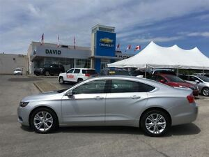 2015 Chevrolet Impala 2LT V6, REMOTE START, 18WHEELS!!