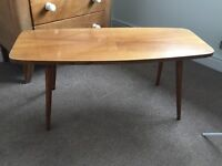 Vintage coffee table - side table