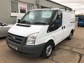 2010 Ford transit t260 2.2 tdci, Only one company owner from new, Great condition