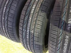 BRAND NEW HANKOOK VENTUS ULTRA HIGH PERFORMANCE TOYOTA VENZA  245 / 50 / 20  ALL SEASON TIRE SET OF FOUR