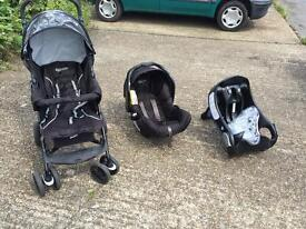 Graco mosaic travel system sport luxe