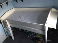Kids Stompa Cabin Bed and mattress