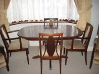 G Plan Table and 4 Chairs