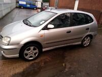 Nissan Tinos MPV Great Family Cheap Car P/Ex or swap considered spares and repairs