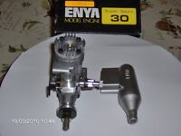 Radio Control Plane Engines (3)