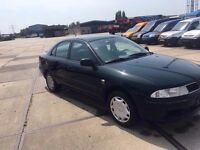 LEFT HAND DRIVE MITSUBISHI GALLANT, DRIVES VERY WELL,ENGINE&MECHANICS GREAT,PAPERS SORTED.CALL MARC