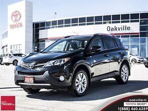 2015 Toyota RAV4 Limited w/Tech Package