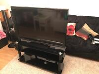 "Sony Bravia 40"" HD TV with stand"