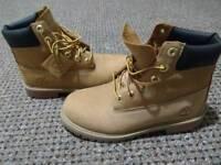 Timberland Boots - Size 4.5