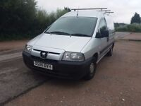 PEUGEOT EXPERT 1.9 D 815 (Silver) Ready to go workhorse