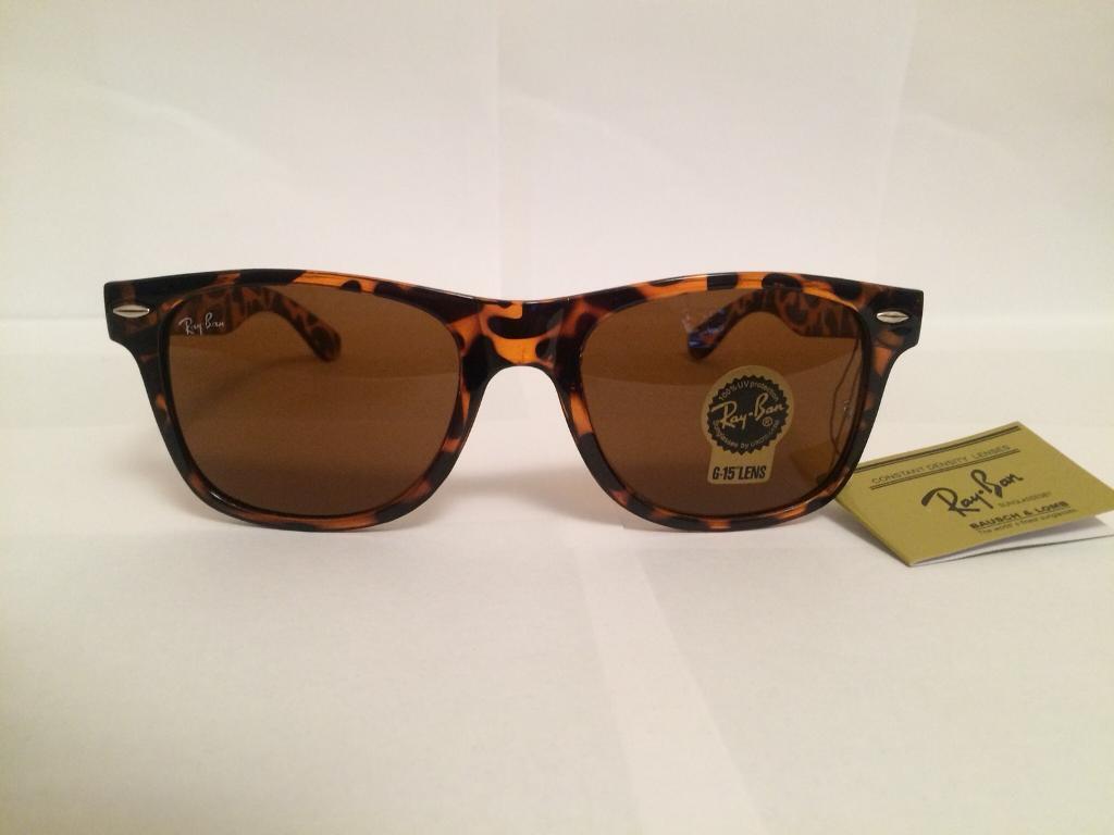 RayBan Wayfarer Sunglasses RB2140 (tortoiseshell brown)