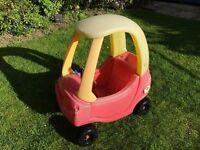 Little Tikes Car / Cozy Coupe