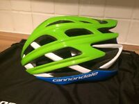 Vatiety of high end cycling helmets size L. Mostly unworn. Scott, Mavic, Cannondale, Poc, Kask etc