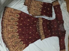 Traditional lengha