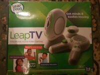 LeapTV with 1 Paw Patrol game