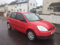 Ford Fiesta finesse 5 Door 1.3 Petrol Manual not Ford Fusion ka Vauxhall Corsa Renault Clio c3 206