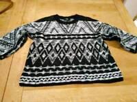 Size S Next jumper