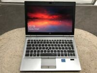 "HP Elitebook 2570p Laptop/12.5"" Intel i5-3360M 2.8GHz/4gb Ram/500GB HD/ Windows 10 Pro ref:6"