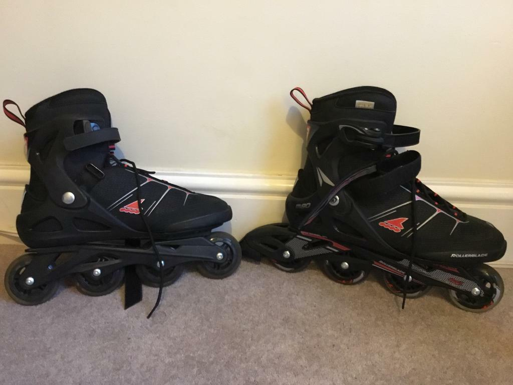MICROBLADE ROLLER BLADES UK SIZE 11 ADULT