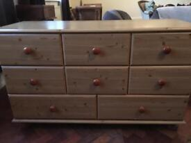 Set of Eight Drawers