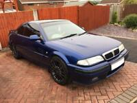 Rover Coupe (Tomcat) 1.6 se - Restored!